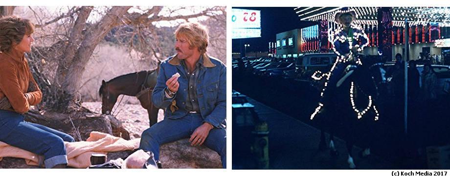 Der elektriche Reiter - Szenenbilder | Robert Redford und Jane Fonda