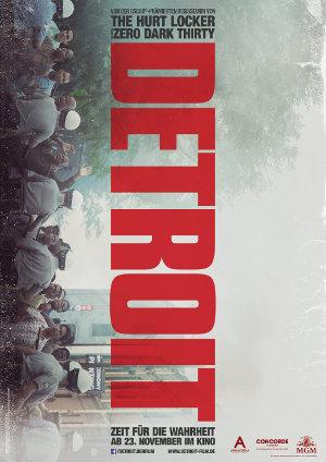 Detroit 2017 - Teaser | Ein Thriller nach einer wahren Geschichte