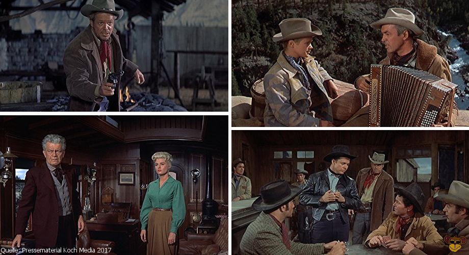 Die Uhr ist abgelaufen - Vier Szenenbilder aus dem Film