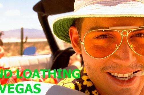 Fear and loathing in Las Vegas - Review | Drogenfilm und Satire