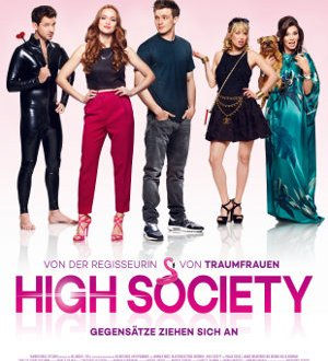 High Society - Poster