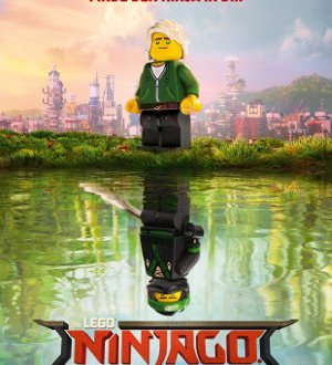 Lego Ninjago - Poster