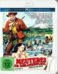 Meuterei am Schlangenfluss - Blu-Ray-Cover