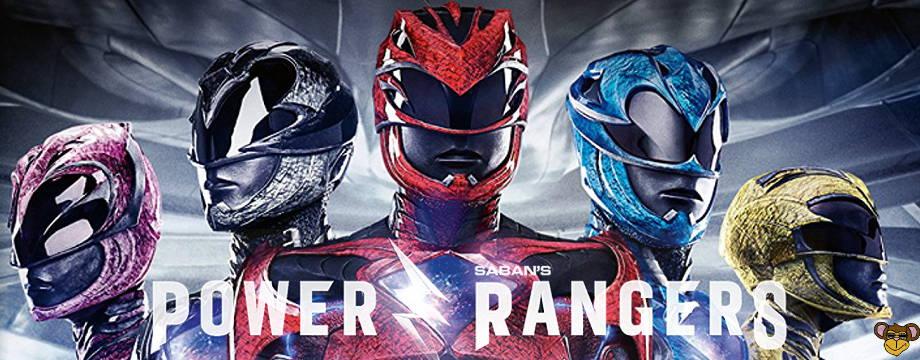 Power Rangers 2017 - Filmkritik | Verkaufsstart am 03. August 2017