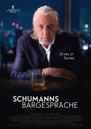 Schumanns Bargespräche - Poster   Eine dokumentarische Reise um die Welt