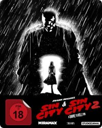 Sin City - Blu-Ray-Cover