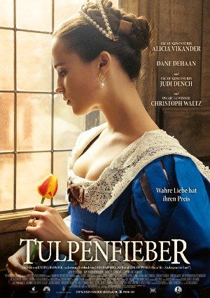 Tulpenfieber - Poster | Eine viktorianische Romanze