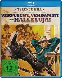 Verflucht verdammt und halleluja - Blu-Ray-Cover | Ab dem 10. August 2017 im Handel