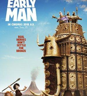 Early Man_teaser   Animationfilm, Stop-Motion-Film über Urzeitmenschen