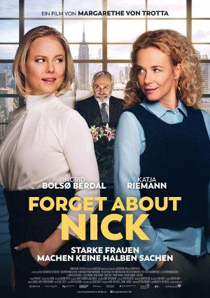 Forget About Nick - Poster   deutsche Komödie