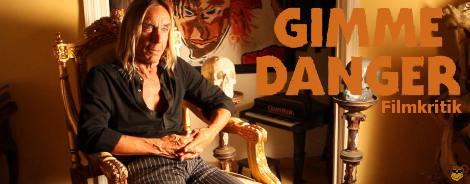 Gimme Danger - Review | Documentory by Jim Jarmusch