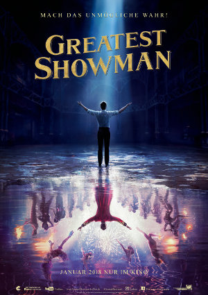 Greatest Showman - Poster   Musical Biopic