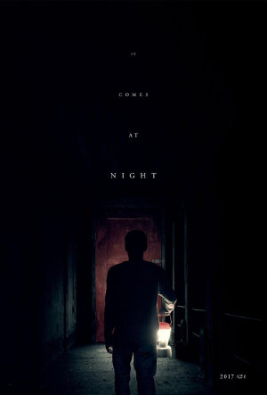 It Comes at Night - Poster