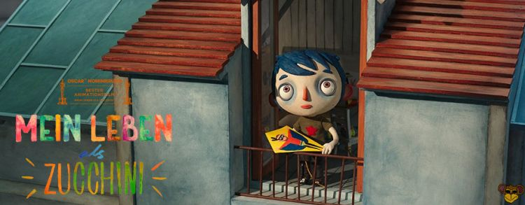 Mein Leben als Zucchini - Kritik   Animationsfilm