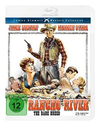 Rancho River - Blu-Ray-Cover