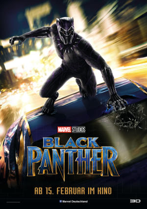 Balck Panther - Poster 2 | Marvel Action Film