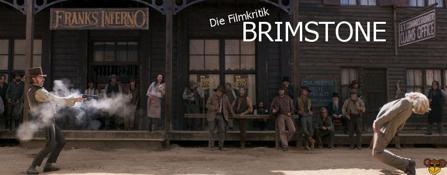 Brimstone - Filmkritik | Western-Thriller mit Guy Pearce