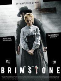 Brimstone - Poster   Western-Thriller