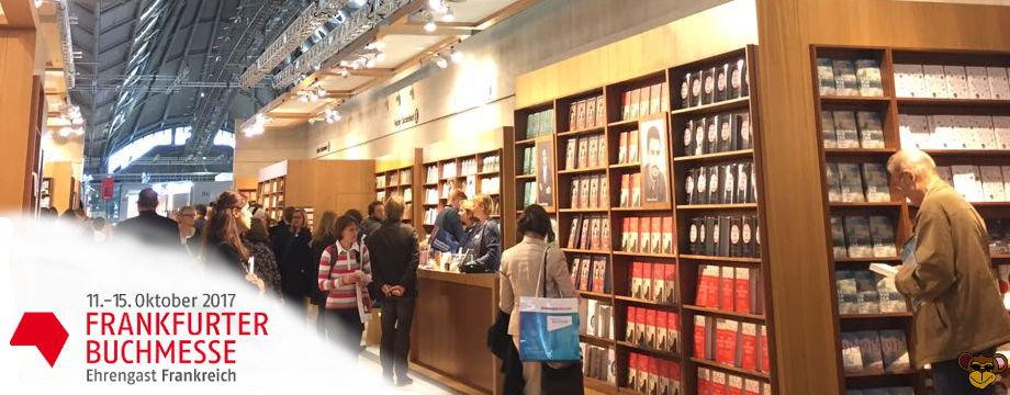 Frankfurter Buchmesse 2017 - Der Messebericht
