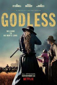 Godless - Poster | Western-Serie auf Netflix von Steven Sonderbergh