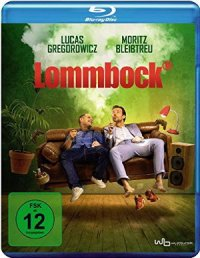 Lommbock - Blu-Ray-Cover