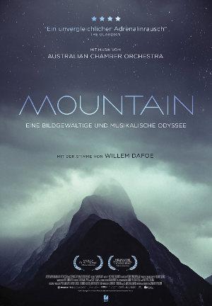 Mountain - Poster | Dokumentarfilm über die Leidenschaft für Berge