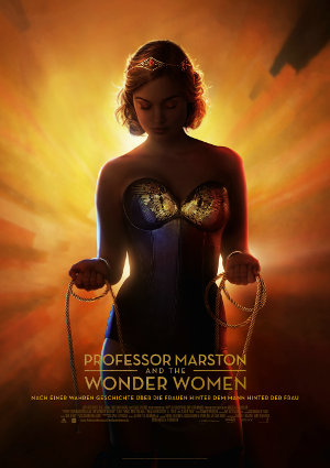 Professor Marston and the Wonder Women - Poster | Biopic