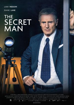 The Secret Man - Poster | Thriller über Watergate-Affäre