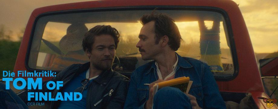 Tom of Finnland - Review   Biopic über Touko Laaksonen