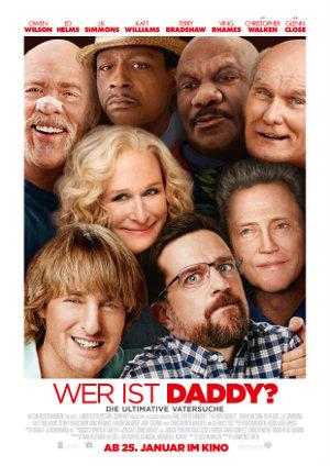 Wer ist Daddy - Poster   Komödie