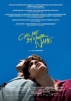 Call me by your name - Poster | Queer Drama