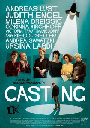Casting - Poster   Komödie