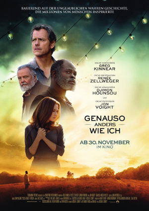 Genauso anders wie ich - Poster | Drama