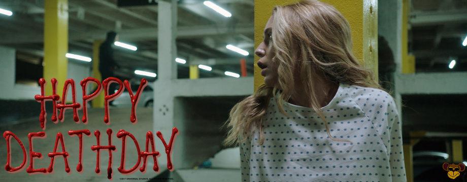 Happy Deathday - Review | Horrorthriller mit Zeitschleife und Mörder