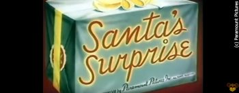Santas Surprise - Short Movie by Seymour Kneitel | Classic Cartoon (c) Paramount Pictures