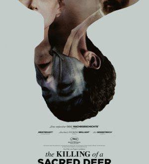 The Killing of a sacred Deer - Poster | Pschyothriller über Familie