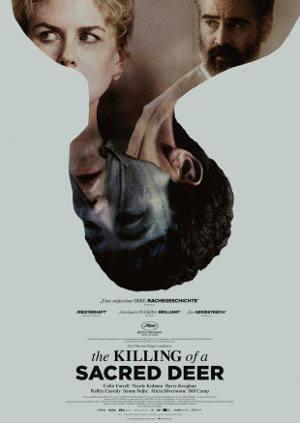 The Killing of a sacred Deer - Poster | Pschyothriller über Familie