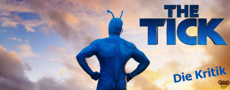 The Tick - Review | Superhelden-Serie auf Amazon Video