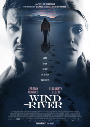 Wind River - Poster