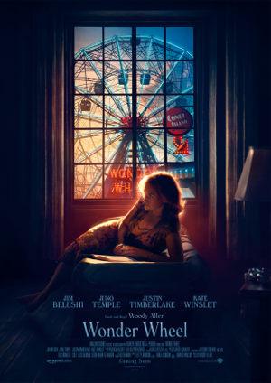 Wonder Wheel - Poster | Drama von Woody Allen