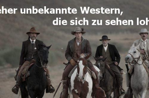 sieben unbekannte Western   Ausschnitt aus BONE TOMAHAWK