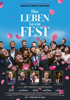 Das Leben ist ein Fest - Poster | Komödie