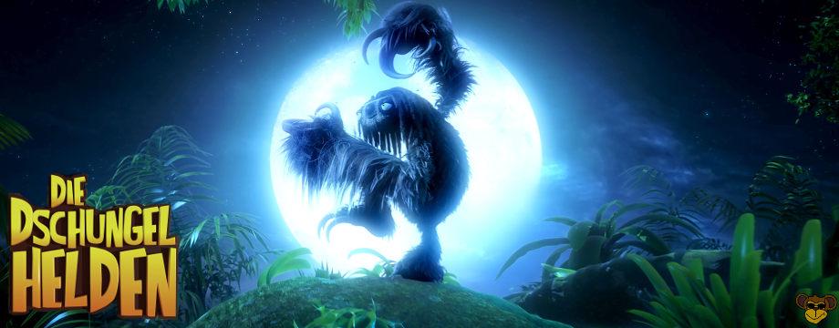Die Dschungelhelden - Filmkritik | Animationsfilm mit Tieren