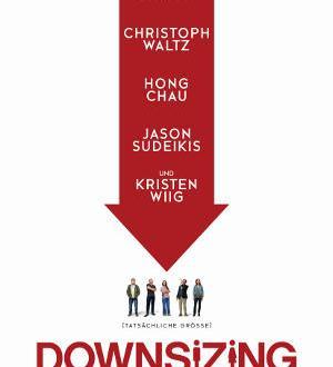 Downsizing - Poster | Science Fiction Komödie