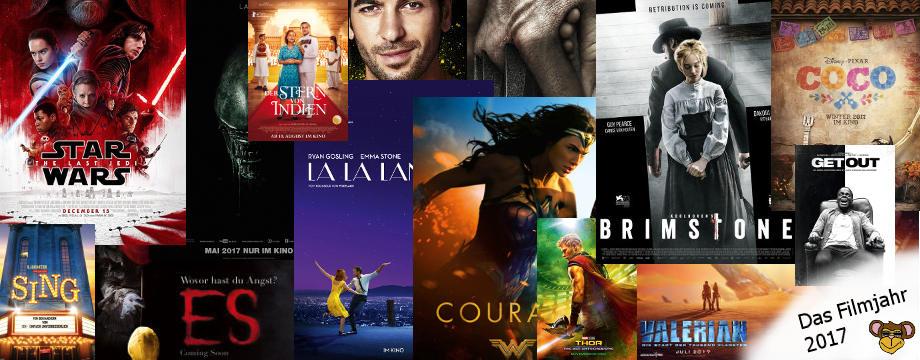 Filmjahr 2017 auf dem Filmaffen | Unsere Kritiken von 2017