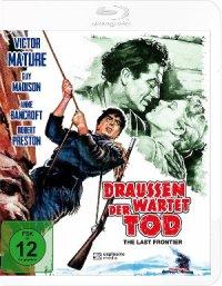 draussen wartet der Tod - Blu-Ray-cover