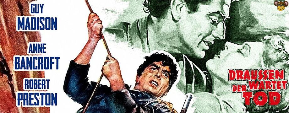 draussen wartet der Tod - Filmkritik | Ein Western von Anthony Mann