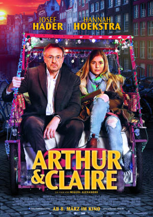 Arthur und Claire - Poster | Tragikomödie mit Josef Hader