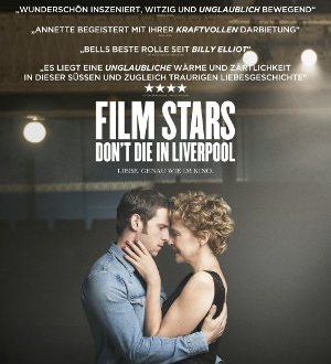 Film Stars don't lie in Liverpool - Poster