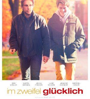 Im Zweifel Gluecklich - Poster | Tragikomödie